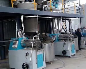 Pesticide Complete Production Line